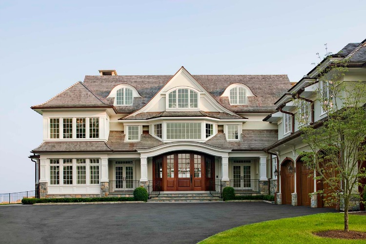 Architects designers spotlight connecticut in style for French country beach house