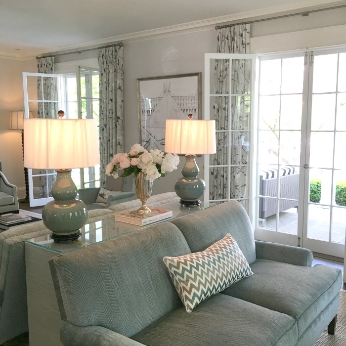 seafoam green living room favorite things connecticut in style 13394